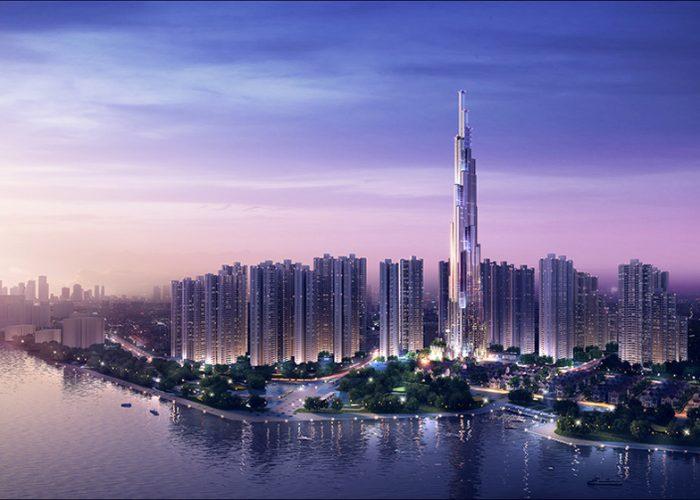British Collaboration to Define Ho Chi Minh City Skyline - UKABC