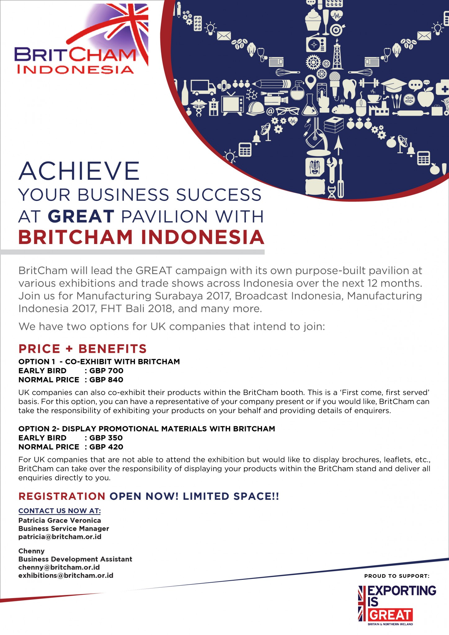 Join BritCham Indonesia at SIAL Interfood 2017 - UKABC