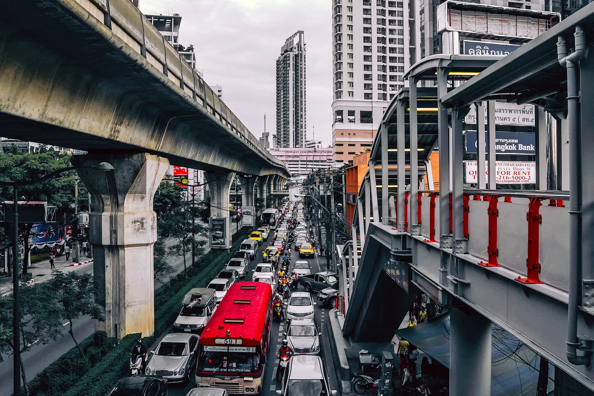 Thailand's Key Infrastructure Sectors - UKABC