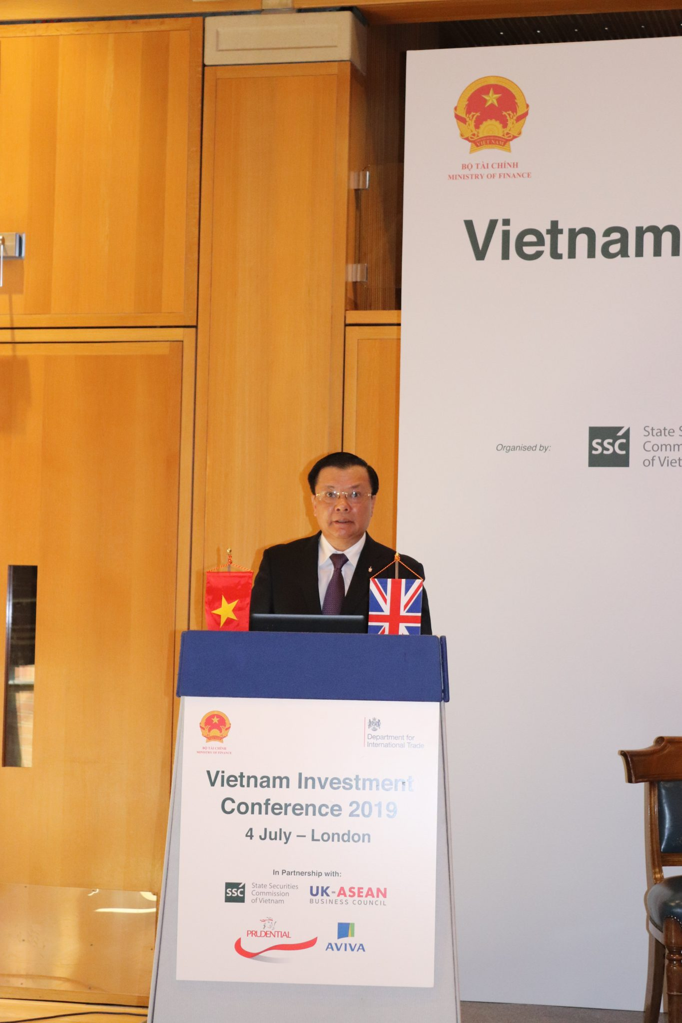 Vietnam Investment Conference 2019 - UKABC